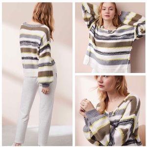 Lou & Grey Fringe cashmere sweater